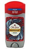 Old Spice Wild Collection Hawkridge Scent Men's Deodorant, 3 oz - Buy Packs and SAVE (Pack of 5)