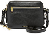 Fossil Leather Piper Toaster Crossbody