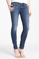 7 For All Mankind 'The Skinny with Squiggle' Skinny Jeans