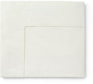 Sferra Celeste Flat Sheet - Ivory Full/queen