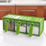 FSHFK sesoning box/ cretive slt shker/Kitchen set/Drwer-condiment bottles/ Spice jr/sesonning box