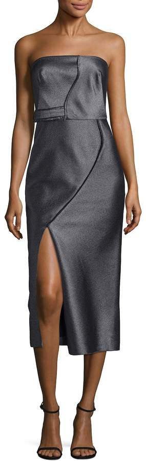 Camilla And Marc Women's Milana Strapless Dress