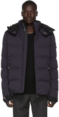MONCLER GRENOBLE Navy Down Montgetech Jacket