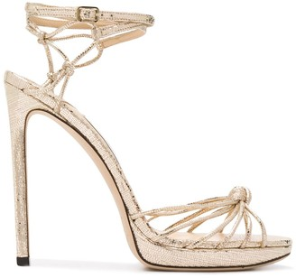 Jimmy Choo Lovella high heel sandals
