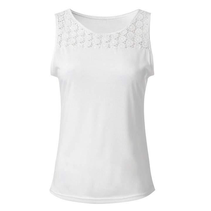 906ee6cbb019b1 Women Sleeveless Shirt Blouse - ShopStyle Canada