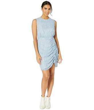 Sam Edelman Side Ruffle Short Dress