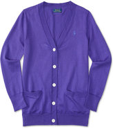 Ralph Lauren Buttoned Cardigan, Big Girls (7-16)