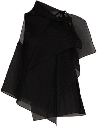 Roland Mouret Pasha sleeveless blouse