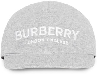 BURBERRY KIDS Embroidered Logo Baseball Cap