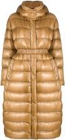 Moncler Long Puffer Coat