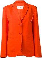 Ports 1961 oversized boxy blazer - women - Wool/Silk/Viscose - 36