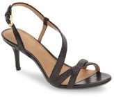 Calvin Klein Women's 'Lorren' Leather Sandal