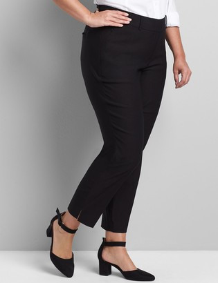 Lane Bryant Curvy Fit Ankle Allie Pant