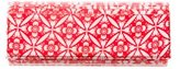 Diane von Furstenberg Floral Lattice Clutch