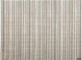 Chilewich Grid Rectangle Placemat - Sand