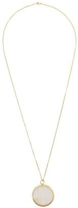 Aurelie Bidermann 18kt yellow gold 'Chivoir' lariat necklace