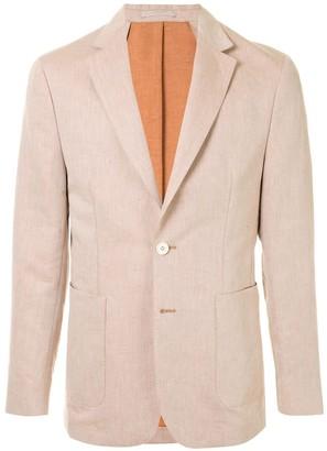Cerruti Single-Breasted Blazer