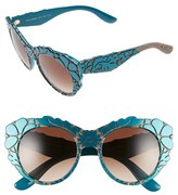 Dolce & Gabbana Women's 53Mm Sunglasses - Teal