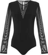 Exclusive for Intermix Grace Mesh Inset Bodysuit