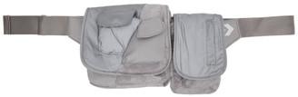Feng Chen Wang Silver Converse Edition Messenger Bag