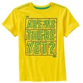 Crazy 8 Are We There Yet Tee