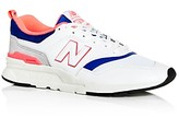 New Balance Men's 997H Leather Low-Top Sneakers