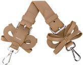 Fendi mini bow bag strap - women - Calf Leather - One Size