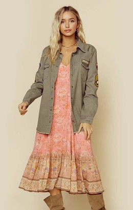 Spell & The Gypsy Collective Mermaid Twill Jacket