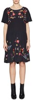 French Connection Women's Alice Embroidered Dress