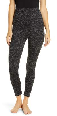 Socialite Leopard Print High Waist Leggings