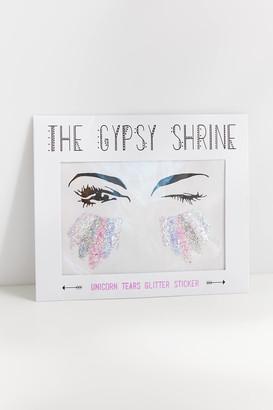 The Gypsy Shrine Unicorn Tears Glitter Face Stickers