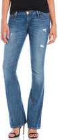 True Religion Low-Rise Flare Jeans