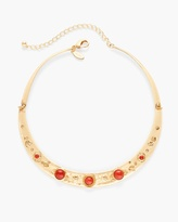 Chico's Lisette Collar Necklace