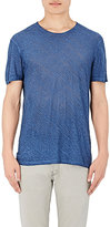 John Varvatos MEN'S SLUB JERSEY T-SHIRT
