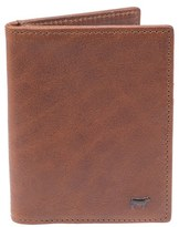 Will Leather Goods Men's 'Cyrus' Card Case - Black