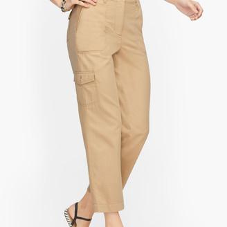 Talbots Summer Cargo Pants