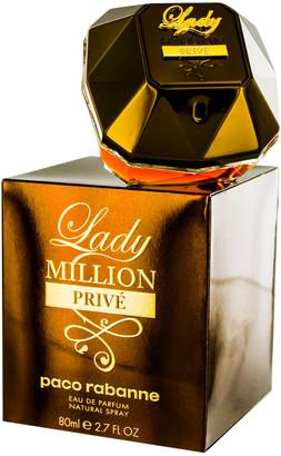 Paco Rabanne Women's 2.7Oz Lady Million Prive Eau De Parfum Spray