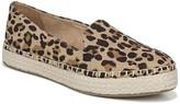 Dr. Scholl's Find Me Leopard Print Espadrille Loafer