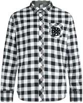 Art Disco Black Check Shirt*