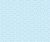 SheetWorld Fitted Pack N Play Sheet - Pastel Blue Bubbles Woven - Made In USA - 29.5 inches x 42 inches (74.9 cm x 106.7 cm)
