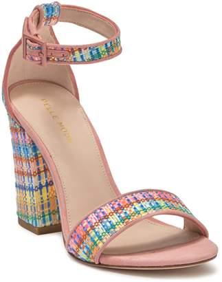 Pelle Moda Maja Block Heel Sandal
