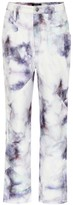 Isabel Marant Eloisa high-rise straight jeans