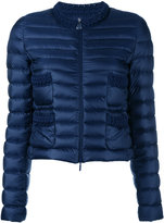 Moncler Palmier jacket - women - Feather Down/Polyamide - 0