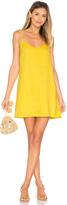 Mara Hoffman Spaghetti Mini Dress