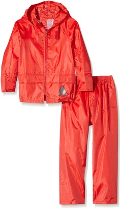 Result Heavyweight Waterproof Jacket And Trouser Set