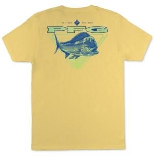 Columbia Men's Pfg Fish Graphic T-Shirt