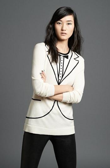 L'Agence Trompe l'Oeil Sweater