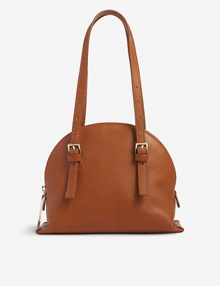 Whistles Hadley leather shoulder bag