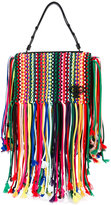 Emilio Pucci braided tote bag - women - Cotton/Leather - One Size