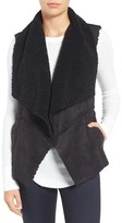 BB Dakota Women's Goslett Faux Shearling Vest